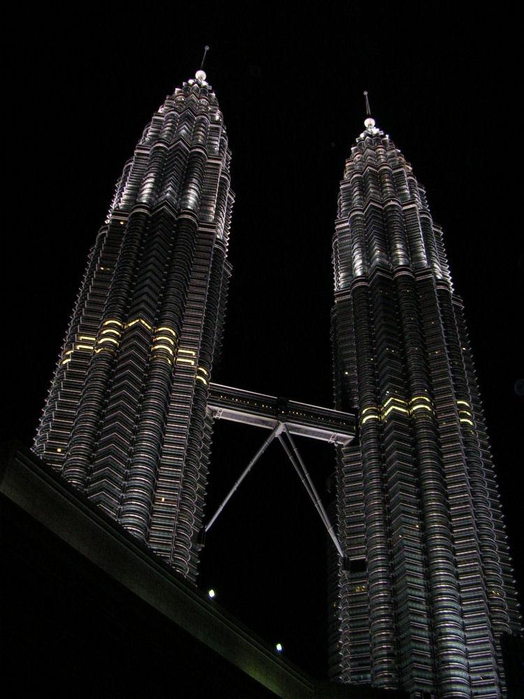 Petronas Towers - Night