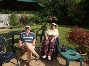 Ray and Barbara