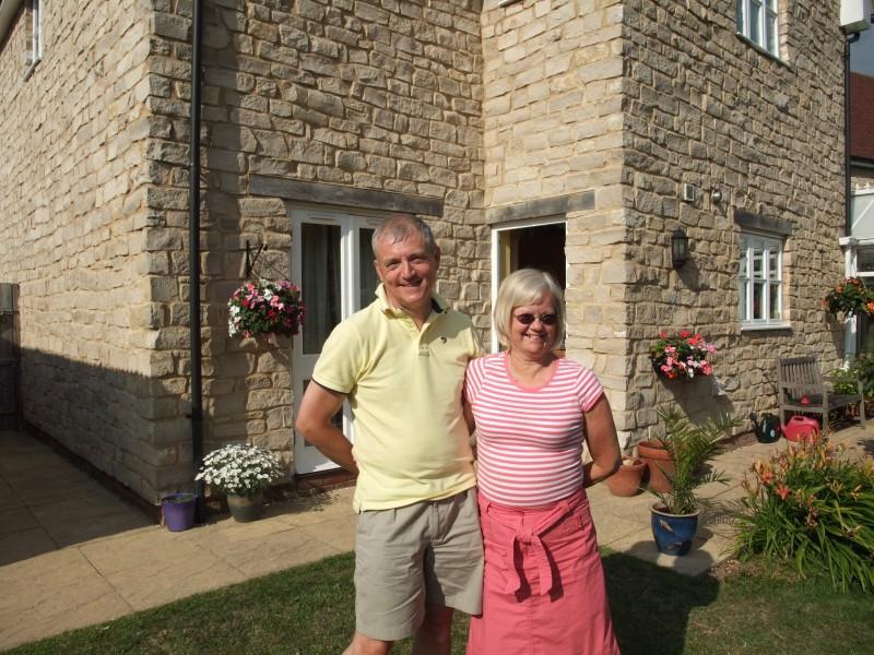 Tony and Karen